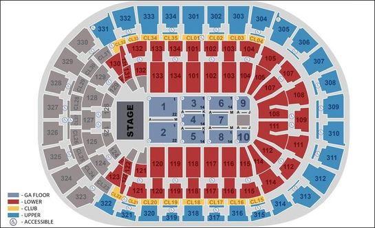 Bb t center bankatlantic center sunrise florida platinum vip